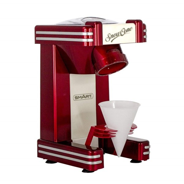 Tea / Coffee / Sugar Storage SMART Retro Snow Cone Maker