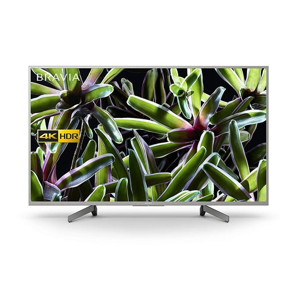 Televisions & Recorders XG70 43in 4K UHD HDR Smart LED TV Silver