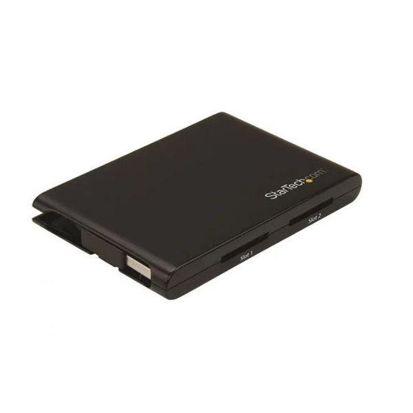 Hard Drives 2 Slot SD Card Reader USB 3.0 UHSII