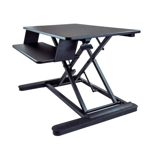Accessories Startech Sit Stand Desk Converter Large 35in Wide