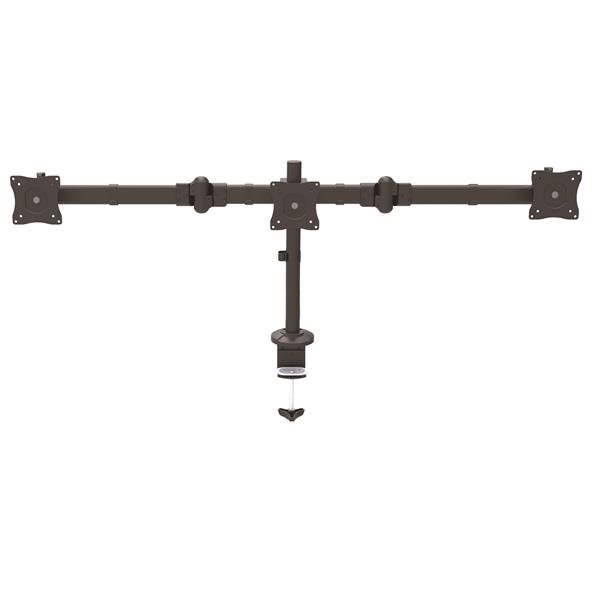 Accessories Up to 24in Triple Monitor Arm Desk Mount