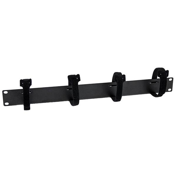 1U Velcro Horizontal Rack Cable Manager
