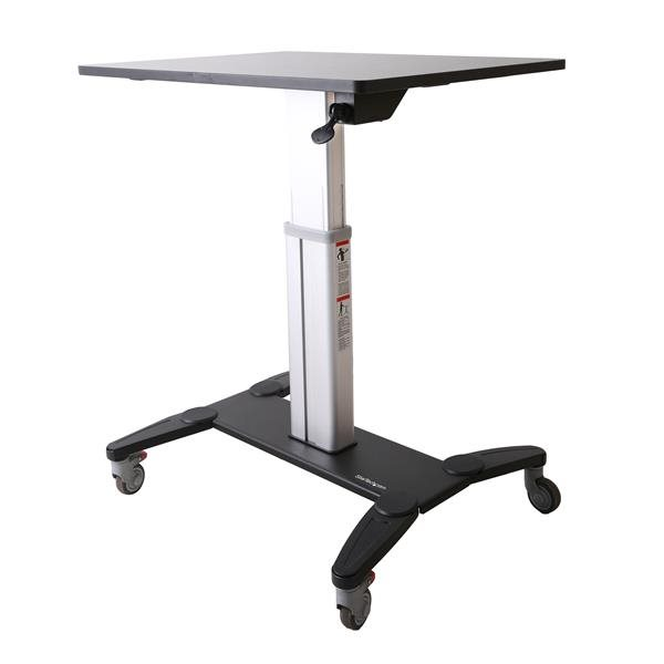Accessories Mobile Sit Stand Workstation