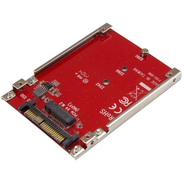 StarTech M.2 Drive to U.2 SFF 8639 Host Adapter