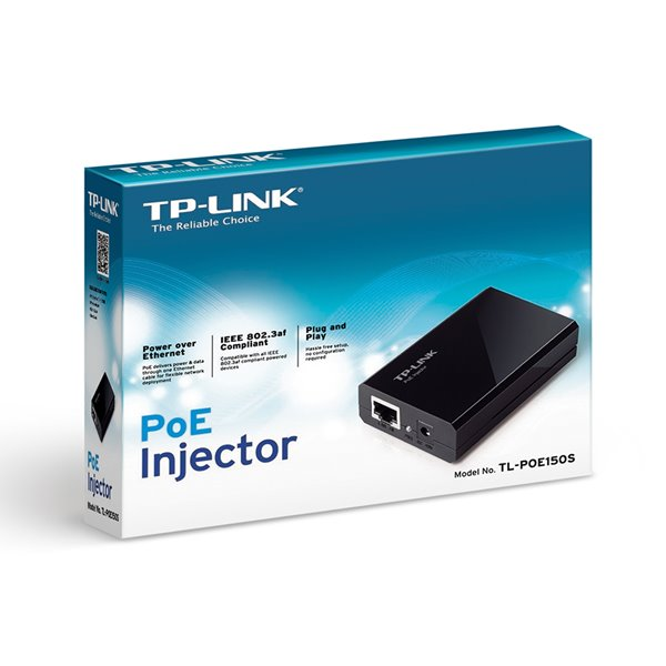TP Link PoE Injector Adapter