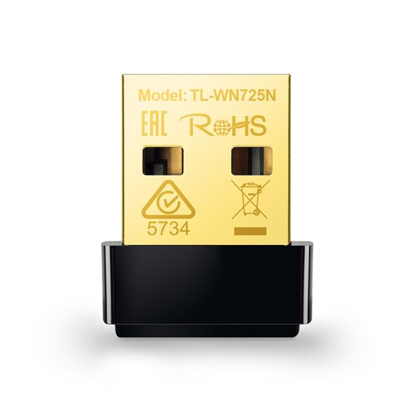 Computer Accessories TP Link 150Mbps Wireless N Nano USB adapter
