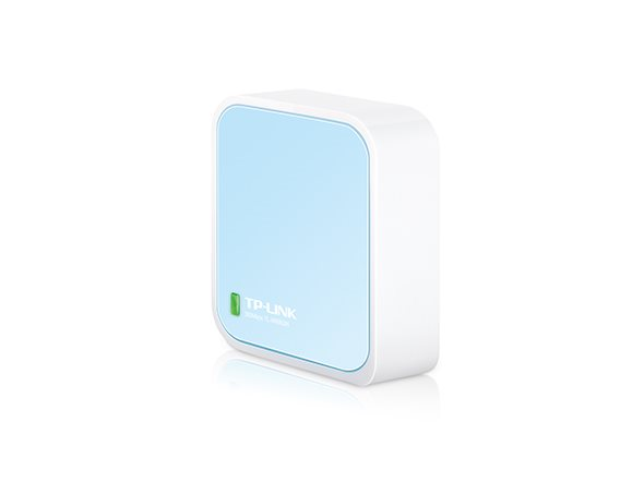 Computer Accessories TP Link TLWR802N 300Mbps Wireless N Nano Router