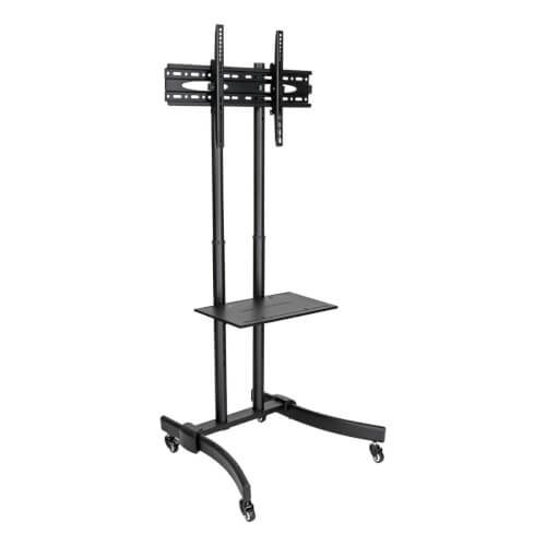 Televisions & Recorders 37 to 70in Adjustable Floor Stand Cart