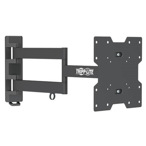 Televisions & Recorders 17in to 42in Swivel Wall Mount with Arms