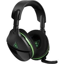 Headphones Stealth 600X XB1 Black and Green Headset
