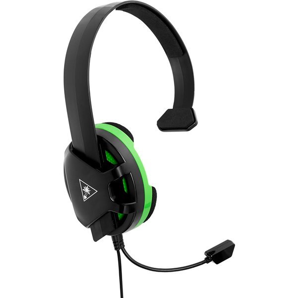 Headphones Recon Chat Xbox1 Black and Green Headset
