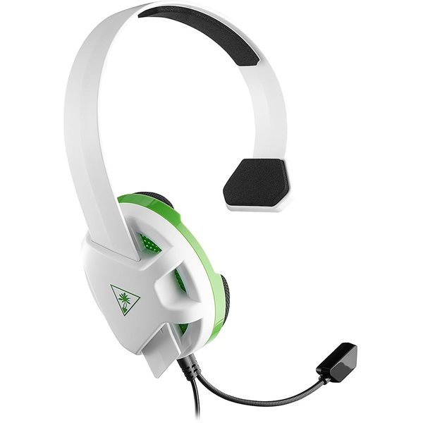 Recon Chat Xbox1 White and Green Headset