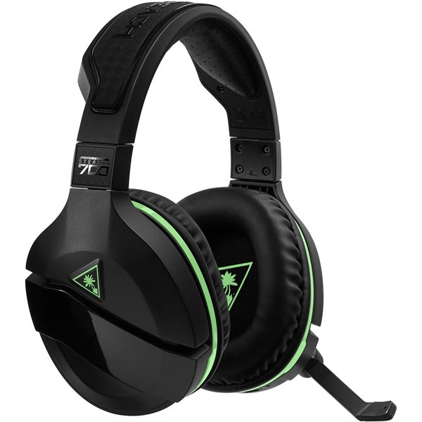 Stealth 700X XB1 Black and Green Headset