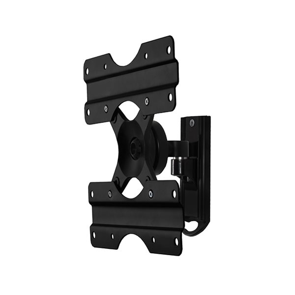 Arms Flat Wall Mount with Tilt and Swivel