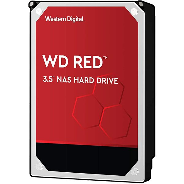 4TB WD Red SATA 3.5in NAS Int HDD