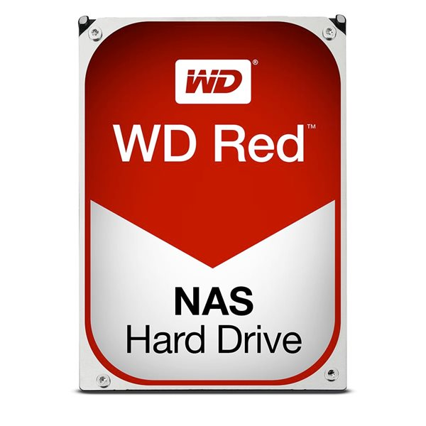WD 4TB Red 64Mb 3.5 Inch Desktop Sata HDD