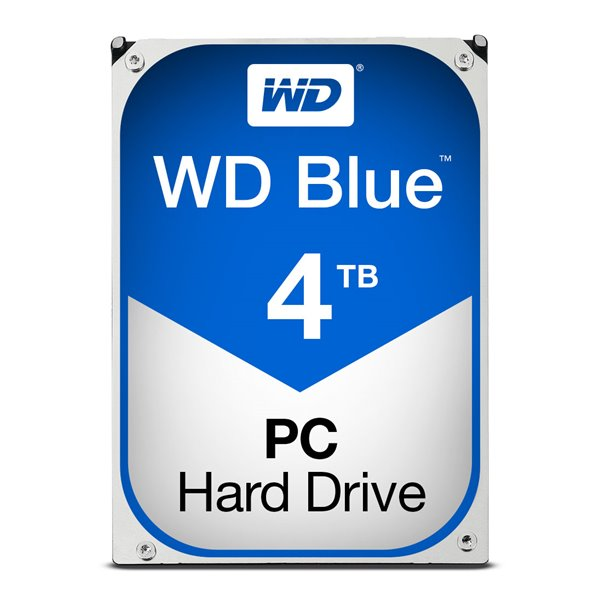 WD 4TB Blue 3.5 Inch Desktop Sata Internal Drive