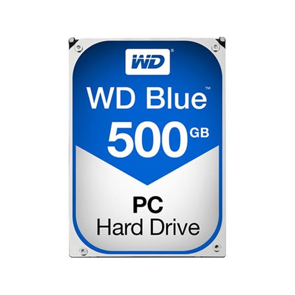 WD 500Gb Blue 64mb 3.5 Inch Desktop Internal Drive