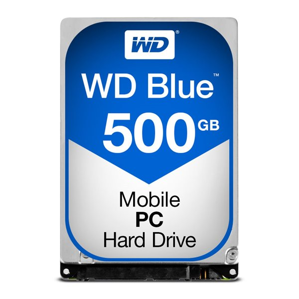 WD 500GB bLUE 16MB 2.5 Inch SATA