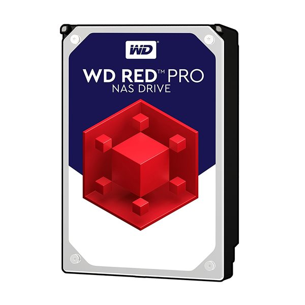 WD HDD Internal 6TB Red Pro SATA 3.5IN