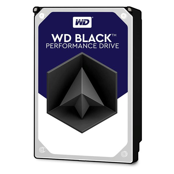 WD Black 6000GB Serial ATA III Internal HDD