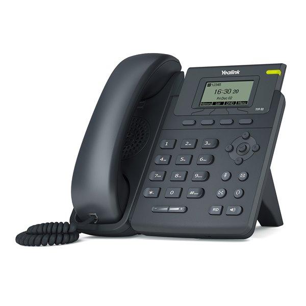 Telephones Yealink T19E2 Entry Level IP Phone PoE