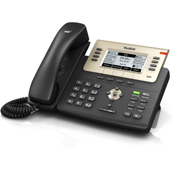 Telephones Yealink T27GN IP Phone