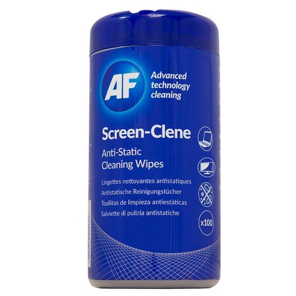 Screen AF Screen-Clene Wipes Tub 100