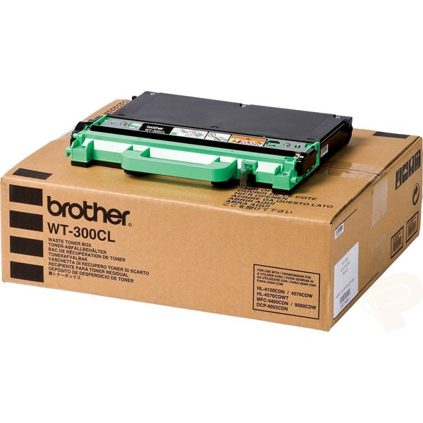 Waste Toners & Collectors Brother WT300CL Waste Toner Box 50K
