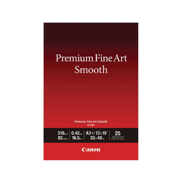 Specialist Canon 1711C004 A3 Semigloss Paper 25 Sheets