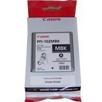 Canon 0895B001 PFI102 Black Ink 130ml
