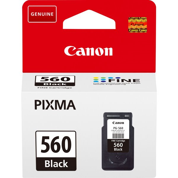 CANON 3713C004 PG560 BLACK INK CARTRIDGE