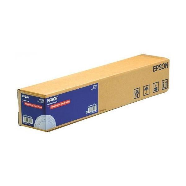 Tally Rolls Epson C13S041295 Presentation Matte Roll 24inx25m