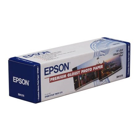Epson C13S041390 Glossy Photo Paper Roll 24inx30.5m