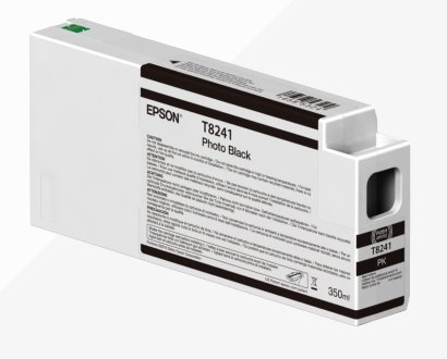 Epson C13T824100 T8241 Photo Black Ink 350ml