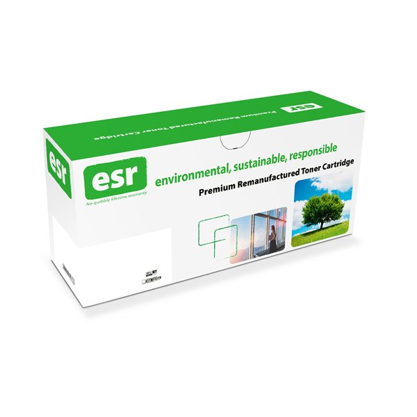 Laser Toner Cartridges esr Remanufactured HP CE321A Cyan Toner 1.3K