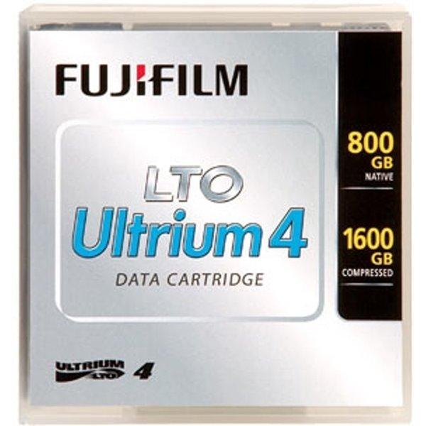 Data Tapes & Cartridges Fujifilm 4048185 LTO4 Blank Data Tape 800GB