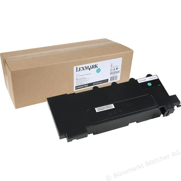 Waste Toners & Collectors Lexmark C540X75G Waste Toner Box 18K