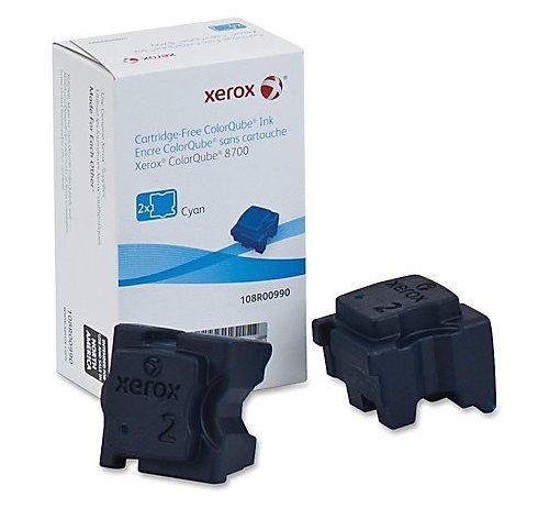 Xerox 108R00995 Cyan Solid Ink 4.2K Twin Pack