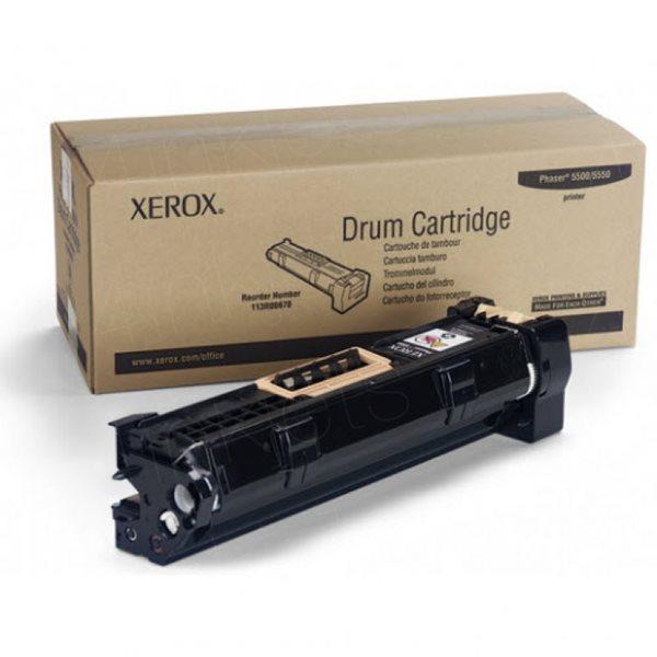 Xerox 113R00670 Black Drum Unit 60K
